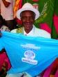 Delegado com a camisa Eu Apoio -O Brasil Precisa Conhecer o Autismo